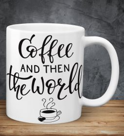Coffee And Then The World Kupa