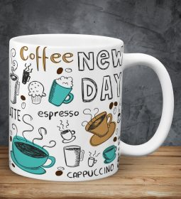 Coffee New Day Kupa