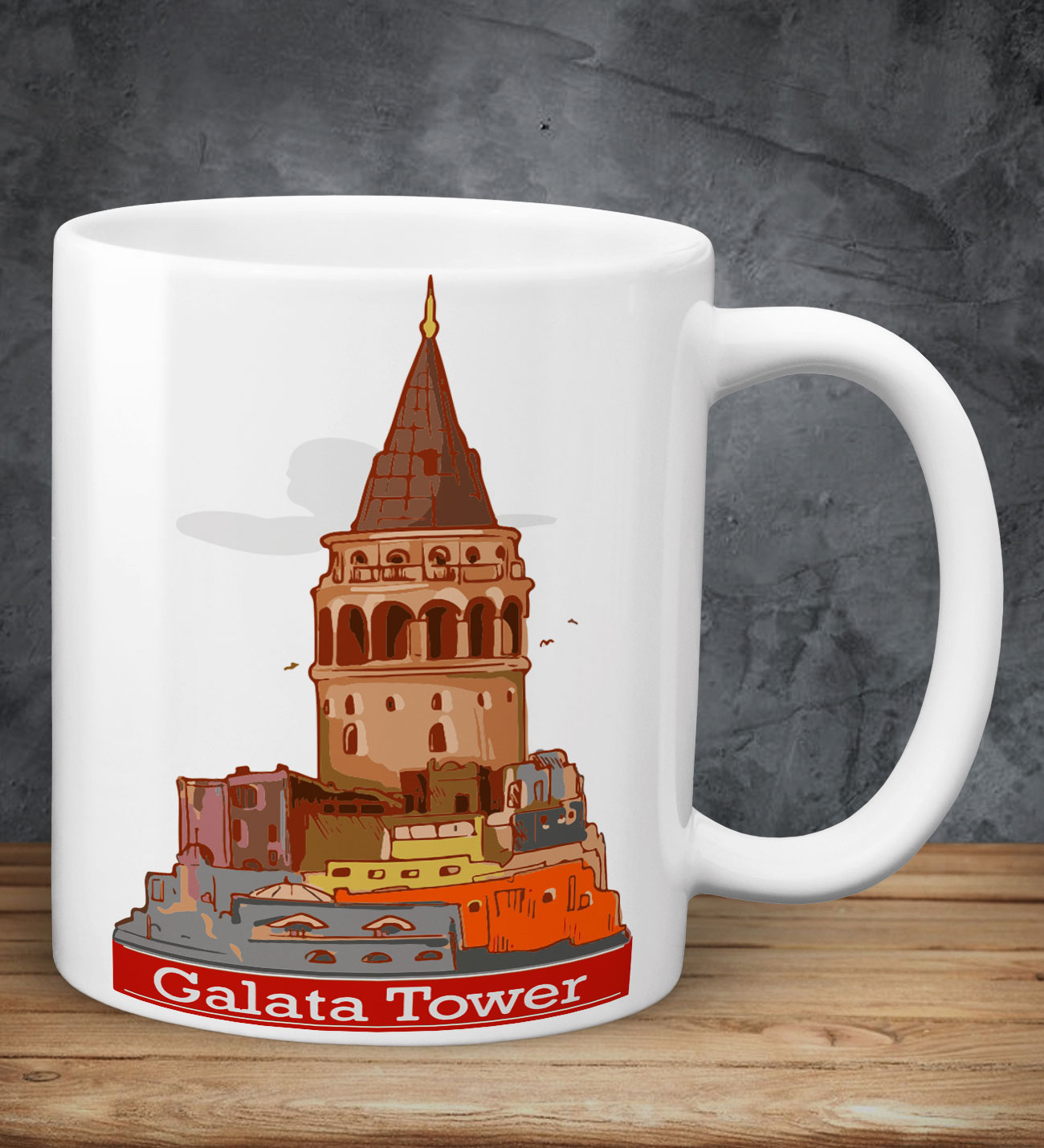 Galata Tower Kupa