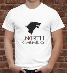 The North Remembers Erkek T-shirt