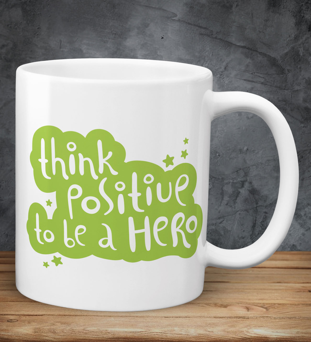 Think Positive Kupa